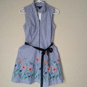 NWT Brooks Brothers Flower Dress